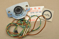 NOS Honda C200 CA200 CT90 Rear Brake Tail Light Socket Assembly 33703-030-600