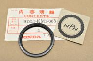 NOS Honda CH250 CN250 Drive Face Seal 40 x 47 x 4 91211-KM1-005