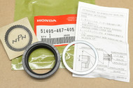 NOS Honda 1980 CR125 R 1978-80 CR250 R Elsinore 1976-79 GL1000 Gold Wing Front Fork Oil Seal 51495-467-405