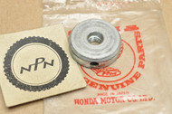 NOS Honda SL100 K0-K1 SL90 Rear Shock Absorber Lock Nut 52482-074-003