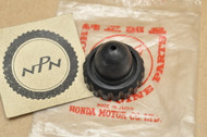 NOS Honda 1979-81 NA50 Express II Lower Handlebar Rubber Bushing 53109-163-000