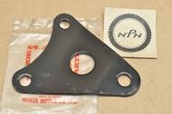 NOS Honda XL250 K0-K2 XL350 K0-K1 Black Left Engine Hanger Plate Mount Bracket A 50353-329-010