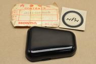 NOS Honda CB175 CB200 CB350 CB360 CL175 CL200 CL350 CL360 MR175 SL350 Tool Box Cap Cover 83541-286-000 B