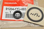 NOS Honda ATC350 GB500 NX250 NX650 TRX250 XL250 Oil Seal 12x18x5 91204-KK0-003