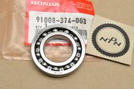 NOS Honda CB650 CB750 CB900 CB1100 CBX CB550 CBR1000 CBR600 CMX450 VT500 Ball Bearing 91008-374-003
