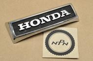 NOS Honda 1982 VF750 C V45 Magna Rear Fender Emblem 80102-MB1-670