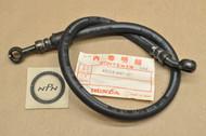 NOS Honda 1982-83 CB750 SC Nighthawk Master Cylinder Front Brake Line Hose A 45125-ME1-671