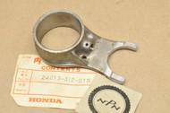 NOS Honda SL350 K1-K2 Center Gear Shift Fork 24213-312-010