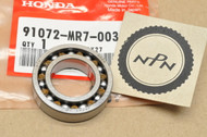 NOS Honda GB500 NX650 XR600 Radial Ball Bearing 20 x 37 x 9 91072-MR7-003