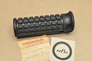 NOS Honda CB160 Foot Peg Rest Step Rubber 50661-216-000