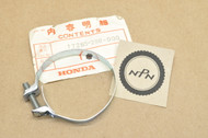 NOS Honda CB350 CB450 CB500 T CL350 CL450 CR80 R CT110 CT90 SL350 Air Filter Cleaner Band Clamp 17255-286-000