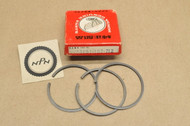 NOS Honda CB100 CL100 SL100 1.00 Oversize Piston Ring Set for 1 Piston= 3 Rings 13051-107-712