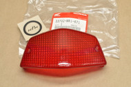 NOS Honda VT600 VLX VT1100 Shadow Rear Tail Light Lens 33702-MR1-671