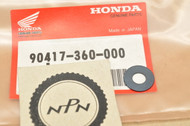 NOS Honda ATC250 ATC350 CR250 MR175 TRX250 XL350 XR350 XR600 Shift Drum Stopper Washer 90417-360-000