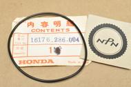 NOS Honda SL350 Carburetor O-Ring 16176-286-004