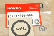 NOS Honda CB400 F CB650 CBR600 CBX CMX250 VF1000 VF500 VF750 VT500 Governor Arm Fixing Nut 90201-700-000