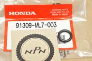 NOS Honda CB1000 CB750 CB900 CBR1000 CBR1100 VFR700 VFR750 RC30 VFR800 O-Ring 91309-ML7-003