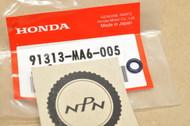 NOS Honda ATC200 CB750 CBX GL1100 Gold Wing PC800 ST1100 TR200 TRX200 VT500 VT700 O-Ring 91313-MA6-005