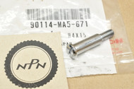 NOS Honda CB750 CB900 GL1200 RVF750 RC45 VF500 VF750 VT1100 VT700 Handle Lever Pivot Bolt 90114-MA5-671