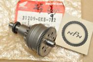 NOS Honda 1986-87 NQ50 Spree Starter Motor Pinion Gear 11T/36T 31209-GK8-782