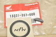 NOS Honda ATC250 CR250 GB500 GL500 MR250 MT250 TRX250 XL250 XR250 XR350 Woodruff Key 13331-357-000