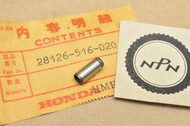 NOS Honda CB750 CB900 CBX CX500 CX650 GL1000 GL1100 Gold Wing GL500 Starter Clutch Roller Spring Cap 28126-516-020