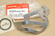 NOS Honda CR125 R CR250 R CR500 R CR80 R XR250 R XR400 R Rear Brake Caliper Guard 43340-KS6-831