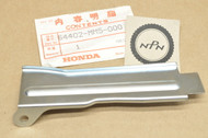 NOS Honda 1987-88 CBR1000 F Hurricane Middle Cowl Air Separator Bracket 64402-MM5-000