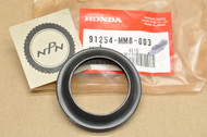 NOS Honda CB400 F CB750 CBR1000 GL1200 Gold Wing NT650 VF1000 VF1100 VT1100 Fork Dust Seal 91254-MM8-003