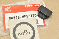 NOS Honda CH250 CMX450 GL1500 PC800 VT1100 VT500 VT600 VT750 Turn Signal Relay Mount Rubber 38306-MF5-770
