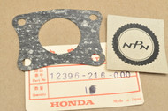 NOS Honda CA160 CB160 CL160 Cylinder Head Side Cap Gasket 12396-216-000