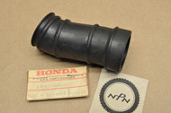 NOS Honda SL175 K0-K1 Right Air Cleaner Filter Rubber Connecting Tube 17253-313-020