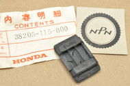 NOS Honda CB350 CL200 MT250 ST90 TLR200 XL125 XL250 XL350 XL600 XL75 XL80 Rubber Fuse Holder Case 38205-115-000