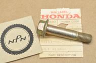 NOS Honda CR125 CR250 CR450 Elsinore CR480 XR200 XR250 XR500 Rear Shock Absorber Flange Bolt 90153-MA0-003