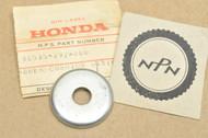 NOS Honda CB350 CB450 CB500 CL350 CL450 CM400 FT500 XL250 XL350 XR200 Bridge Cushion Washer 90535-292-000