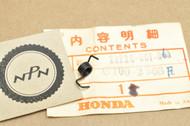 NOS Honda C100 CA100 C102 CA102 C105 T CA105T C110 CA110 Kick Starter Pawl Spring 28228-001-060