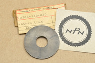 NOS Honda CB350 F CB400 F CR250 M MR250 MT250 Elsinore Primary Shaft Lock Washer 90201-333-020