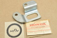 NOS Honda CB125 S CL100 S CL125 S Left Rear Turn Signal Setting Plate 33609-324-670