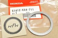 NOS Honda CB1000 CR125 R CR250 R CR500 R XR400 XR600 XR650 Front Fork Back Up Ring 51412-KA4-711