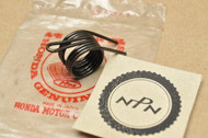 NOS Honda CR125 CR250 CR450 CR80 XR100 XR200 XR250 XR500 XR80 Foot Peg Step Return Spring 50617-466-000
