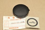 NOS Honda ATC110 ATC90 1979-82 CB125 S Black Tool Box Cap Cover 89502-918-000 B