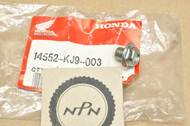 NOS Honda 1984 CH125 1985-86 CH150 Elite Cylinder Adjuster Plug Screw Bolt 14552-KJ9-003