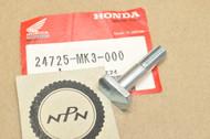 NOS Honda CMX450 VF700 VF750 V45 Magna VT1100 VT700 VT800 Shadow Gear Shift Pedal Pivot Bolt 24725-MK3-000