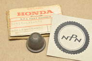 NOS Honda CB700 CB750 CM185 GL1000 GL1100 Gold Wing Foot Peg Rest Slider 50618-431-670