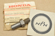 NOS Honda CR125 M MR175 MT125 Elsinore Kick Start Starter Return Spring Pin 24615-360-000