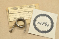 NOS Honda CB100 K0-K1 CL100 K0-K1 CL100S SL125 Gear Shift Drum Stopper Spring 24435-107-000