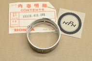 NOS Honda CX500 GL500 Silver Wing Main Bearing B Black 13326-415-305