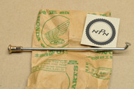 "NOS Honda 1978-79 CM185 1980 CM200 Twinstar Rear Wheel Spoke ""B"" & Nipple 97285-52116-10"