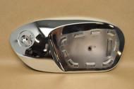 NOS Honda CB160 Left Side Gas Tank Chrome Panel Cover 17650-216-000
