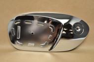 NOS Honda CB160 Right Side Gas Tank Chrome Panel Cover 17640-216-000